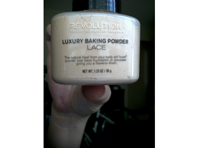 Makeup Revolution Lace Baking Powder - Image 3