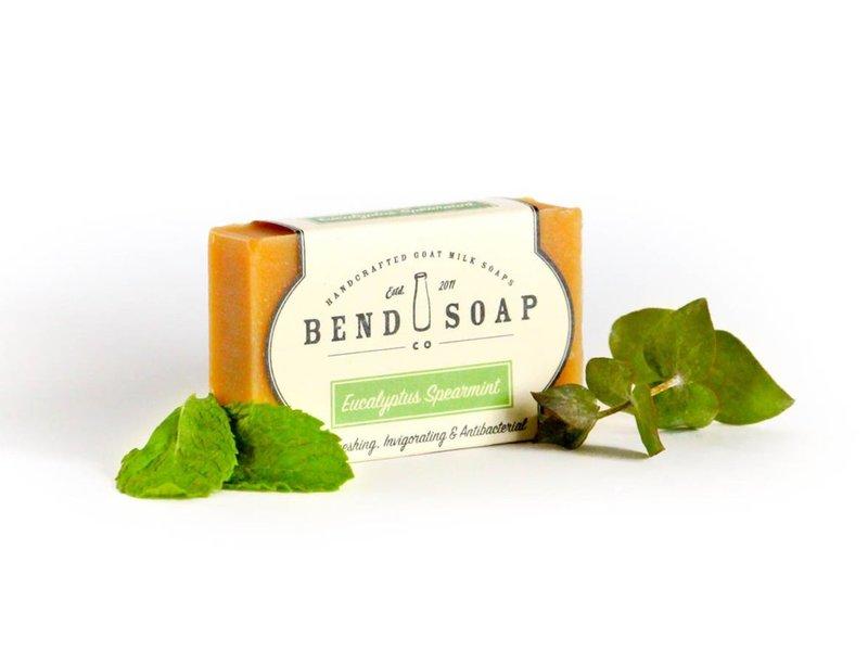 Bend Soap Eucalyptus Spearmint Goat Milk Soap, 4.5 oz