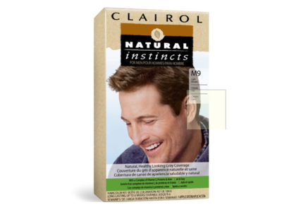 Clairol Natural Instincts For Men - All Shades Colorant, Developing Lotion & Conditioning Treatment, Procter &Gamble - Image 1