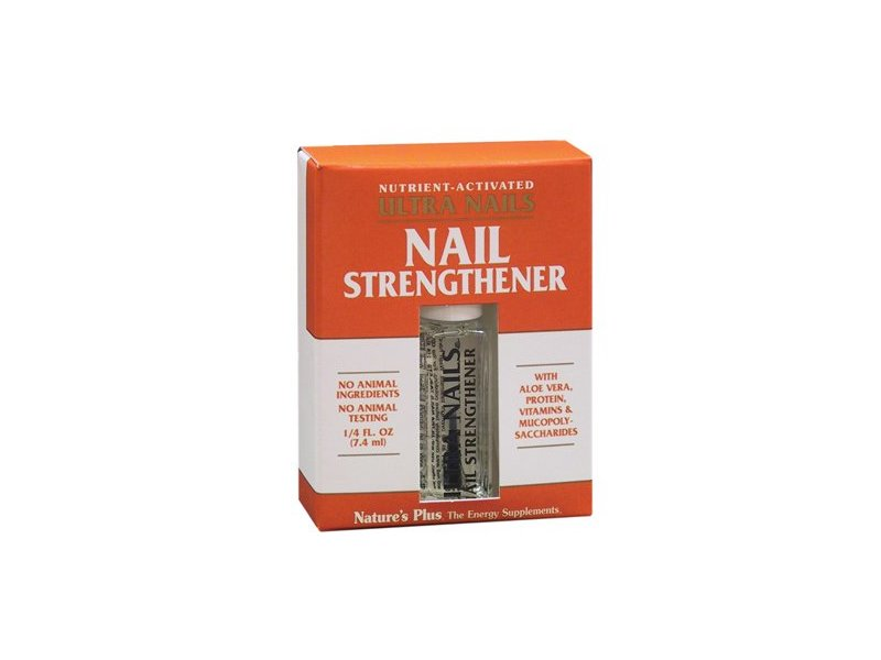 Nature's Plus Ultra Nails Nail Strengthener, 0.25 fl oz