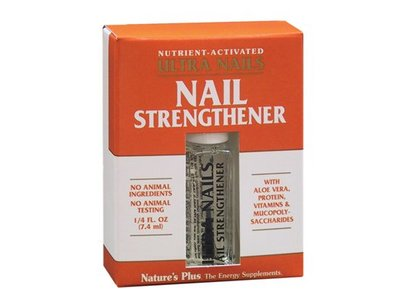 Nature's Plus Ultra Nails Nail Strengthener, 0.25 fl oz
