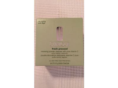 Clinique Fresh Pressed Renewing Powder, 0.5g - Image 3