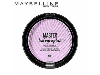Maybelline New York Facestudio Master Holographic Prismatic Highlighter Makeup, Purple, 0.24 oz. - Image 6