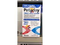 Alcon Pataday Twice Daily Relief 5ml, 0.17 Fl Ounce - Image 3