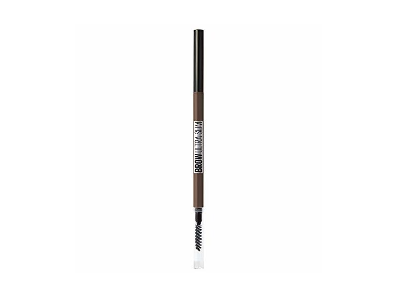 Maybelline New York Brow Ultra Slim Defining Eyebrow Makeup Mechanical Pencil Deep Brown, 1 Count