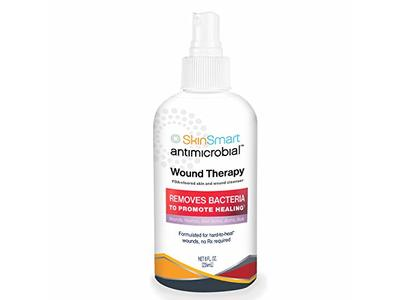 SkinSmart Wound Therapy Safely Removes Bacteria so Wounds Can Heal, 8 Ounce