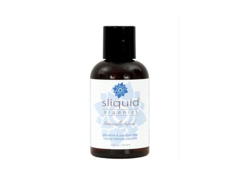 Sliquid Organics Natural Intimate Lubricant, 4.2 fl oz