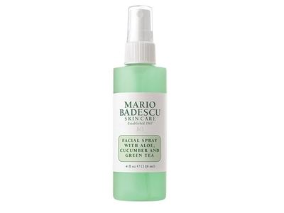 Mario Badescu Skin Care Facial Spray, Aloe Cucumber and Green Tea, 2 fl oz