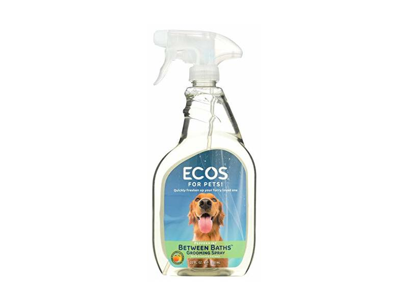 Earth Friendly Products Dander-Out Spray, Natural Pet Formula, 22 fl oz