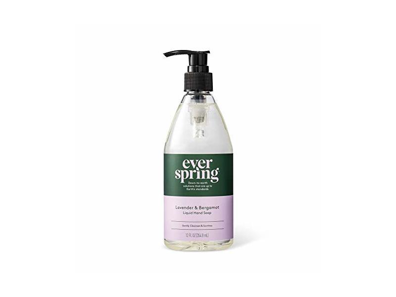 Everspring Lavender & Bergamot Liquid Hand Soap - 12 fl oz