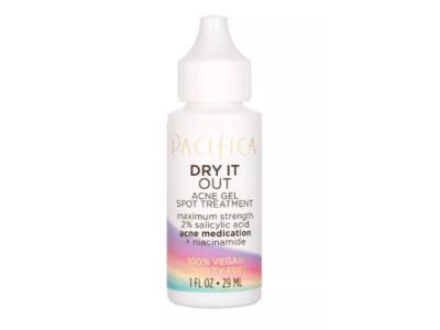 Pacifica Dry It Out Acne Gel Spot Treatment, 1 fl oz/29 mL