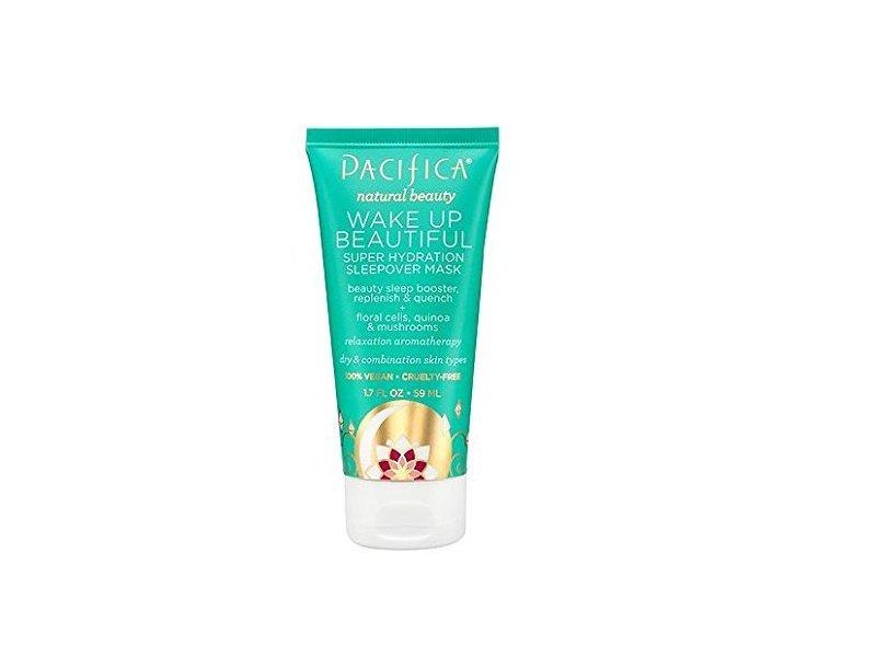Pacifica Wake Up Beautiful Super Hydration Sleepover Mask 1.7 Fl oz