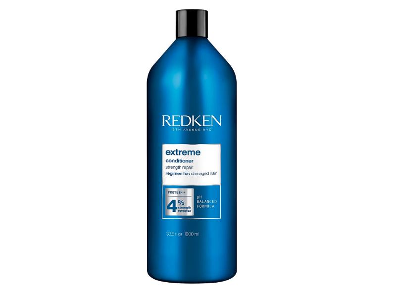 Redken Extreme Conditioner, Strength Repair, Protein + 4% Strength Complex, 33.8 fl oz/1000 mL