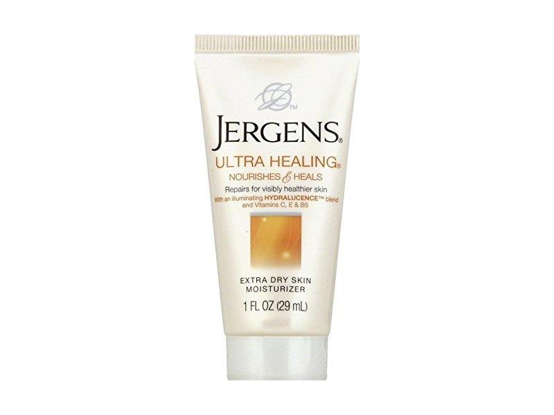 Jergens Ultra Healing Extra Dry Skin Moisturizer, 1 fl oz/29 ml