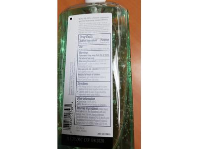 Purell Aloe Skin Care Pump Bottle, 33.8 Fluid Ounce - Image 4