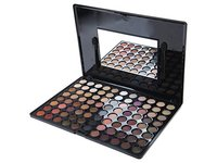 SHANY Natural Fusion Eyeshadow Palette (88 Color Eyeshadow Palette, Nude Palette), 2.15 Ounce - Image 5