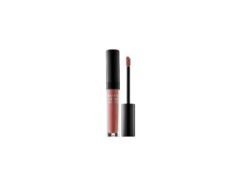 MAKE UP FOR EVER Artist Liquid Matte Lipstick, Praline 109, 2.5 mL