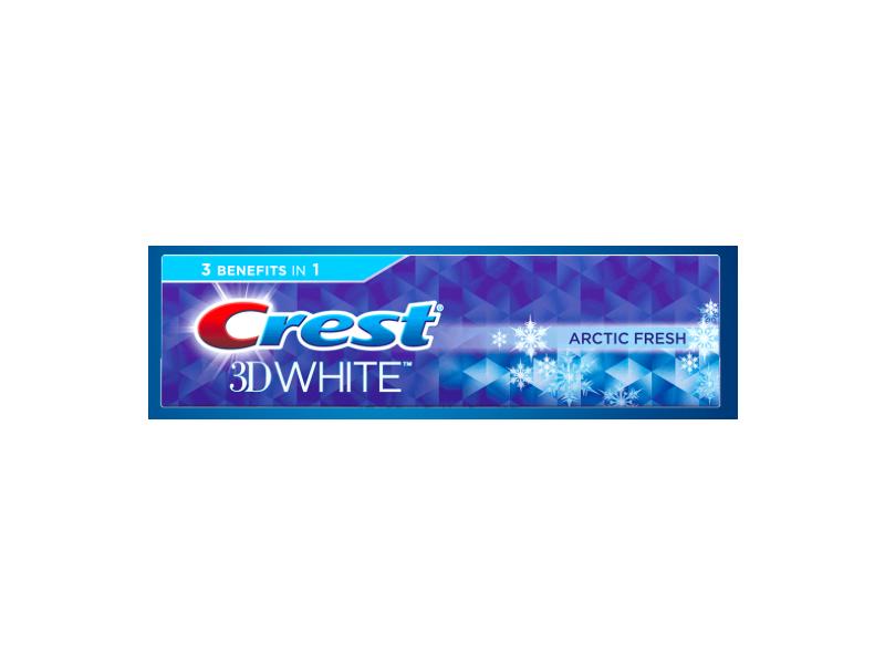 Crest 3D White Arctic Fresh, 4.8 oz