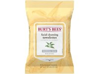 Burt's Bees Facial Cleansing Towelettes with White Tea Extract - Image 2