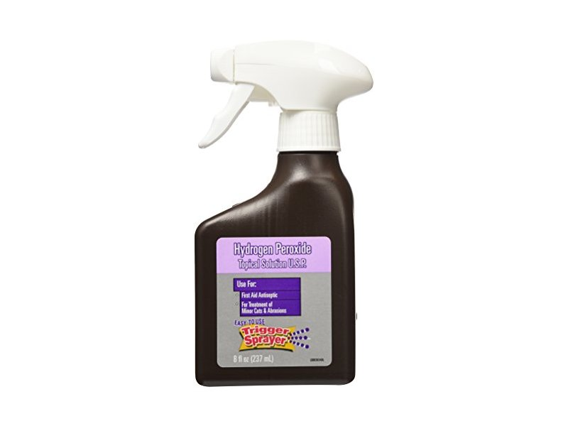Vi-Jon Hydrogen Peroxide First Aid Antiseptic 3% Solution, 8 fl oz