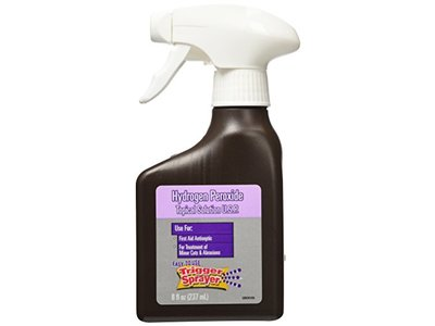 Vi-Jon Hydrogen Peroxide First Aid Antiseptic 3% Solution, 8 fl oz - Image 1