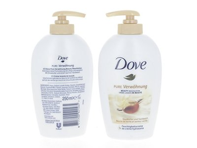 Dove Caring Hand Wash, Shea Butter with Warm Vanilla, 250 ml Ingredients and Reviews