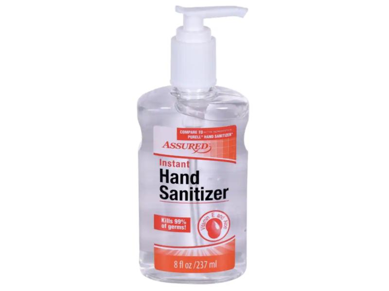 Assured Instant Hand Sanitizer, 237 ml