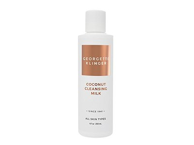 Georgette Klinger Coconut Facial Cleansing Milk Sulfate Free Daily Face Cleanser for All Skin Types - Image 4