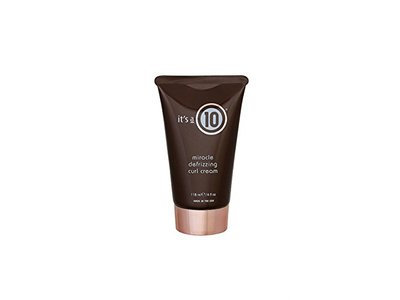 It's a 10 Miracle Defrizzing Curl Cream, 4 fl Oz