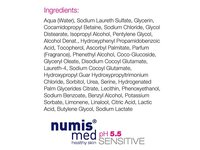 Numis Med pH 5.5 Sensitive Shower & Bath Gel, 200 mL - Image 4
