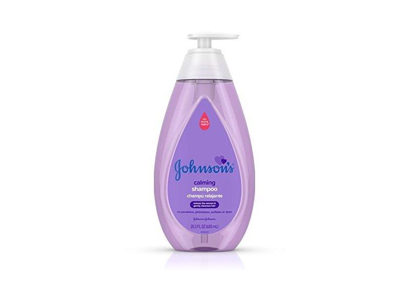 Johnson's Calming Baby Shampoo, 20.3 fl oz