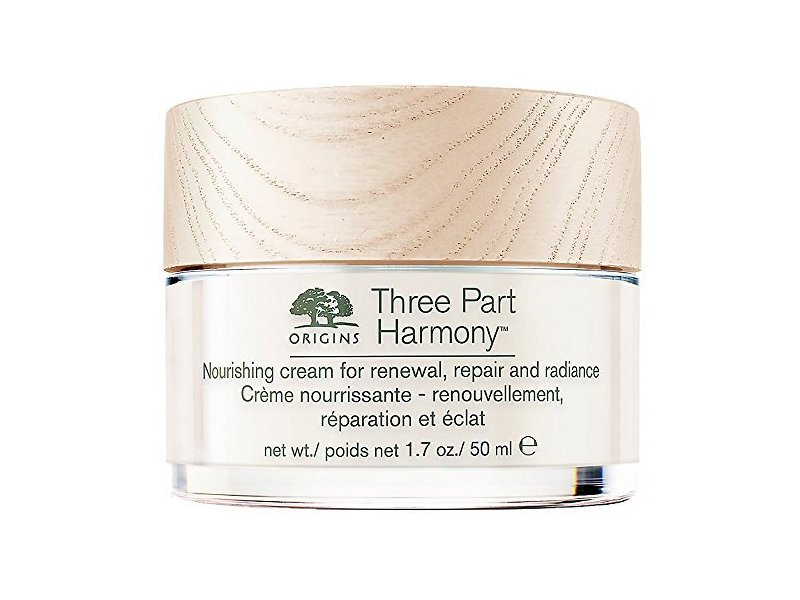 Origins Three Part Harmony Nourishing Cream for Renewal, Repair and Radiance 1.7 Oz / 50 Ml