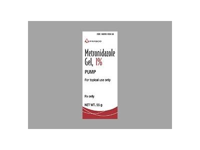 Metronidazole 1% Gel (RX), 55Gm, Prasco