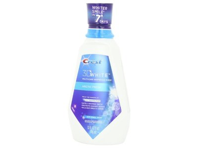 Crest 3D White Rinse Arctic, 32 fl oz