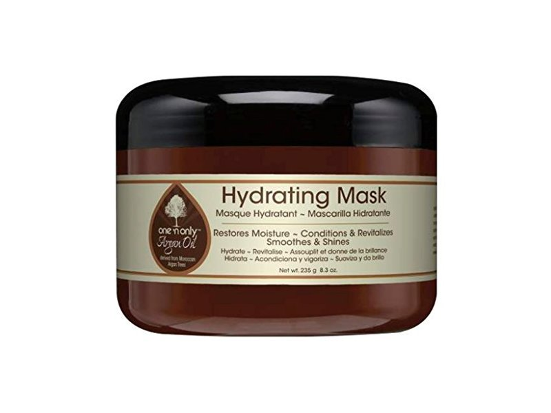 One N Only Argan Oil Hydrating Mask, 8.5 Ounce