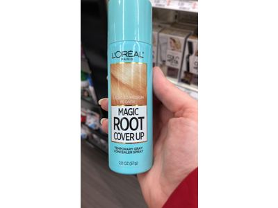 L'Oreal Paris Hair Color Root Cover Up Dye, Light to Medium Blonde, 2 Ounce - Image 5