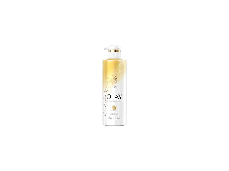 Olay Cleansing & Nourishing Body Wash with Vitamin B3 + Vitamin C