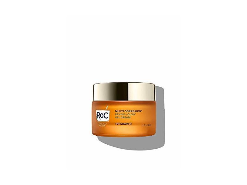 Roc Multi Correxion Revive+glow Vitamin C Gel Cream, 1.7 oz/48 g