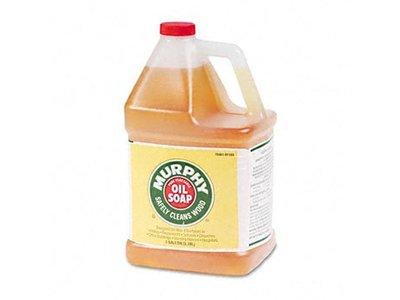 Murphy Oil Soap Wood Cleaner, Original, 128 fl oz