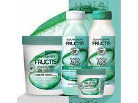 Garnier Fructis Hydrating Treat Aloe Hair Mask, 13.5 fl oz - Image 8