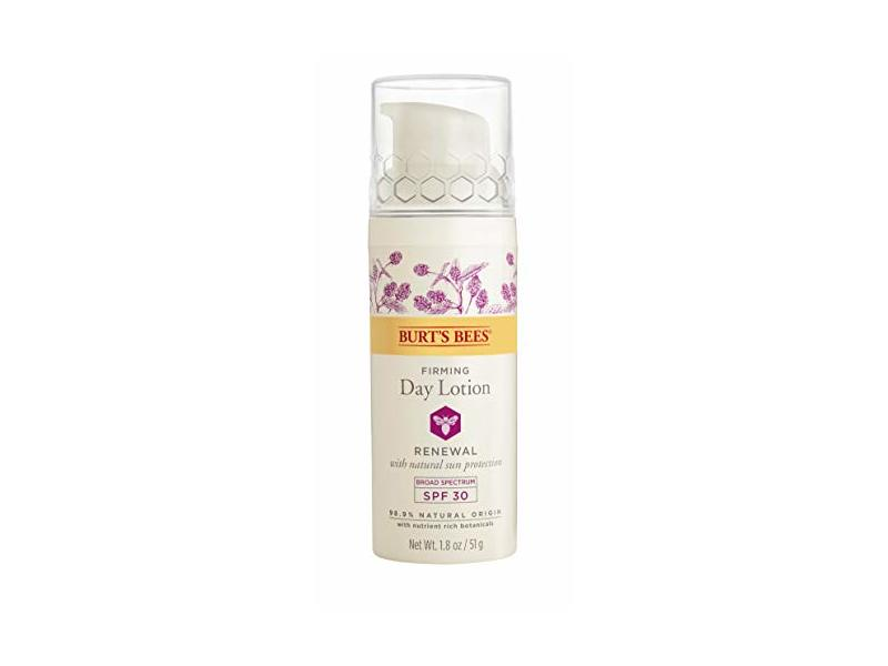 Burt's Bees Renewal Firming Day Lotion Spf 30, 1.8 Oz