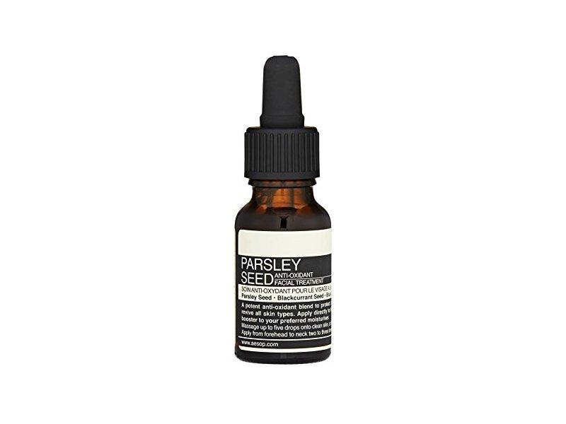 Aesop Parsley Seed Anti-Oxidant, Facial Treatment, 0.5 oz