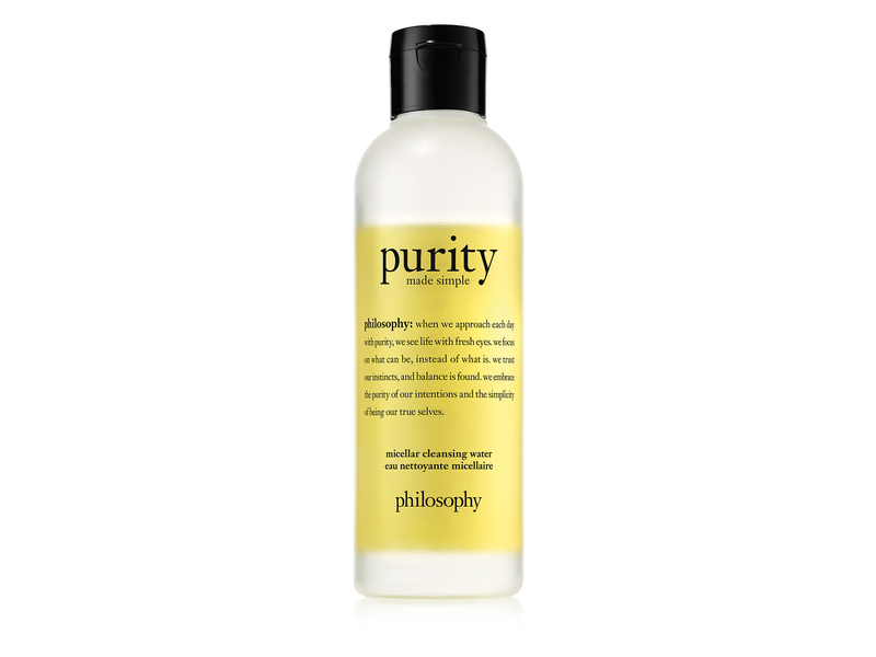 Philosophy Purity Micellar Cleansing Water, 6.7 fl oz