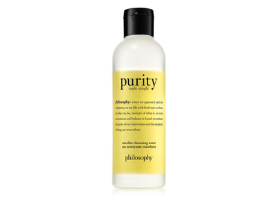 Philosophy Purity Micellar Cleansing Water, 6.7 fl oz - Image 1