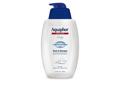 Aquaphor Baby Wash & Shampoo, 25.4 fl oz