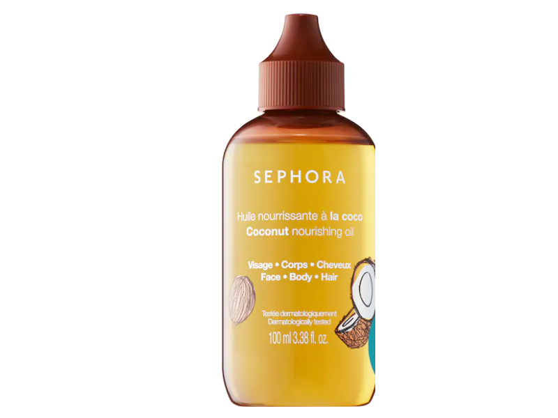 Sephora Coconut Nourishing Oil, 3.38 fl oz