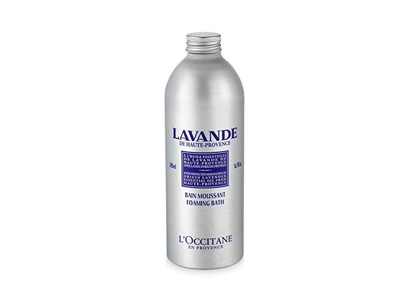L'Occitane Lavender Foaming Bath, 16.9 fl. oz.