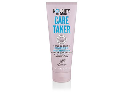Noughty 97% Natural Care Taker Shampoo, Scalp Soothing, 8.4 fl oz