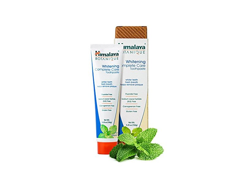Himalaya Whitening Toothpaste, Simply Peppermint, 5.29 oz