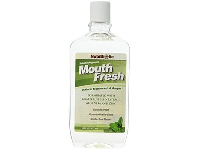 Nutribiotic Mouthfresh, 16 Fluid Ounce